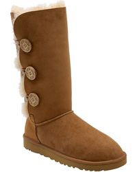 Ugg Bailey Button Triplet Boot Women - Lyst