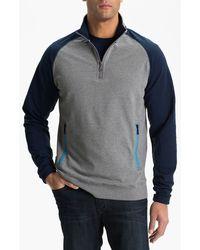 Cutter & Buck Ballinger Half Zip Pullover - Lyst