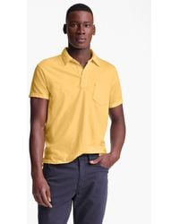 Grayers Yellow Charles Polo - Lyst