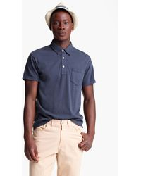 Grayers Blue Charles Polo - Lyst