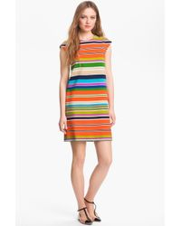 Kate Spade Nico Stretch Shift Dress - Lyst