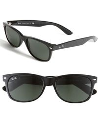 Ray-Ban New Large Wayfarer 55mm Sunglasses - Lyst