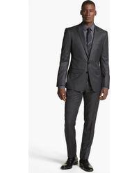 Dolce & Gabbana Martini Grey Wool Suit - Lyst