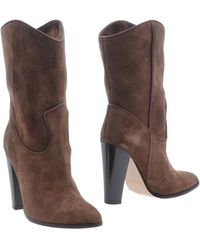 Emma Lou Ankle Boots - Lyst