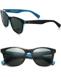 Paul Smith Berman Acetate Sunglasses blue - Lyst