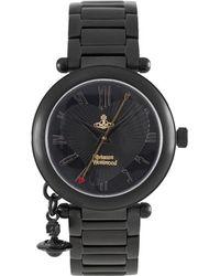 Vivienne Westwood Orb Watch - Lyst