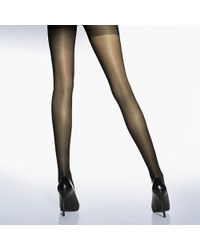 Wolford Miss W Leg Support Tights - Lyst