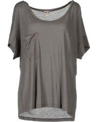 Haute Hippie Short Sleeve Tshirt - Lyst