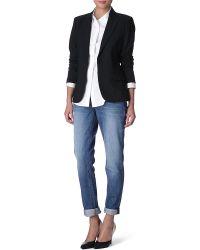 J Brand Aidan Boyfriend Jeans - Lyst