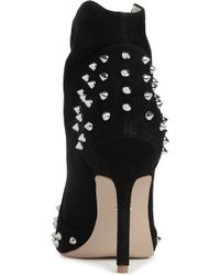 KG by Kurt Geiger Wild Studded Ankle Boots - Lyst