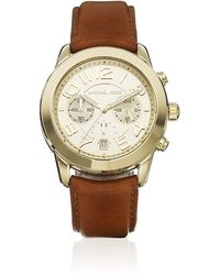 Michael Kors Chronograph Watch - Lyst
