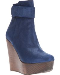 Opening Ceremony - Wedge Ankle Boot - Lyst