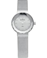 Skagen - 456sss Stainless Steel Watch - Lyst