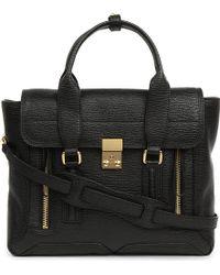 3.1 Phillip Lim Pashli Medium Leather Satchel Bag - Lyst