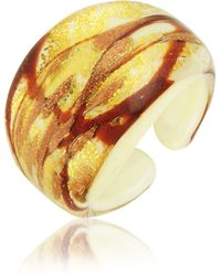 Antica Murrina - Laguna Murano Glass Ring - Lyst