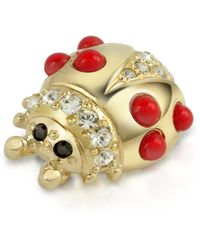 AZ Collection - Ladybug Pin - Lyst