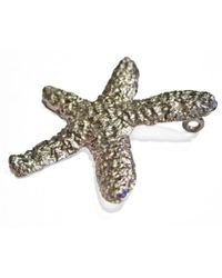 Chic Jewel Couture Estrella De Mar Starfish Pendant - Lyst