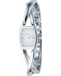 DKNY Stainless Steel Watch Mother Of Pearl - Lyst