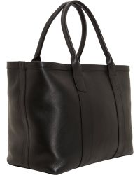 Lotuff Leather - Top Zip Tote - Lyst
