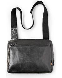 Jost Cargo Extra Large Messenger Bag - Black