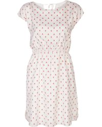 Lauren Moffatt - Geometric Tulip Dress - Lyst