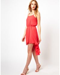 Love High Low Dress - Lyst