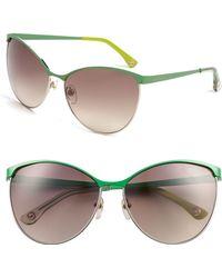 MICHAEL Michael Kors 62mm Retro Sunglasses - Lyst