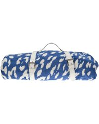Maslin & Co. Cougar Hide Beach Towel - Lyst
