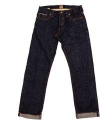 PRPS Barracudda Fit Japanese Selvage Denim Jeans - Lyst