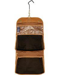 Bric's - Life Pelle - Tri-fold Traveller Toiletry Case - Lyst