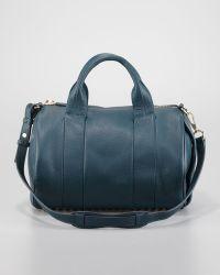 Alexander Wang   Rocco Stud-bottom Duffel Bag   Lyst