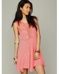 Free People Lolita Syndrome Dress - Lyst