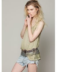 Free People We The Free Sweep Me Tank - Lyst