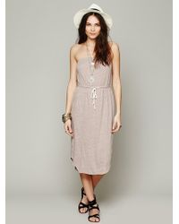 Free People American Babe Dress - Lyst