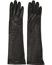 DSquared² Nappa Leather Long Gloves - Lyst