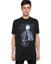 Givenchy Columbian Fit Cotton Jersey T-Shirt - Lyst