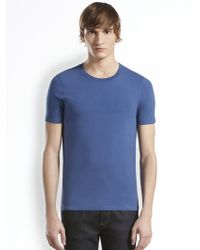 Gucci Cotton Jersey Tee - Lyst