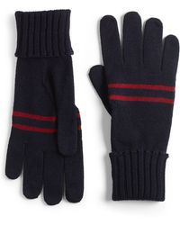 Gucci Knit Gloves - Lyst
