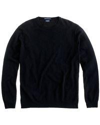 J.Crew Italian Cashmere Crewneck Sweater - Lyst
