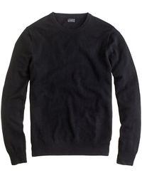 J.Crew Slim Italian Cashmere Crewneck Sweater - Lyst