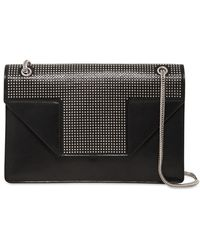 Saint Laurent Betty 2 Micro Studs Leather Bag - Lyst