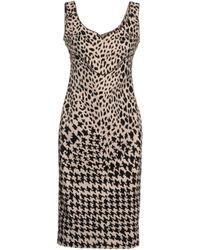 McQ by Alexander McQueen Short Dresses - Lyst