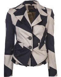 Vivienne Westwood Anglomania Ode Jacket - Lyst