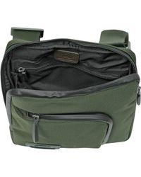 Bric's - Pininfarina - Nylon And Leather Crossbody Bag - Lyst