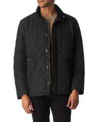 Barbour Chelsea Quilted Jacket - For Men - Lyst