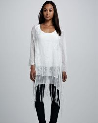 Free People Dancing with Flowers Combo Caftan - Lyst