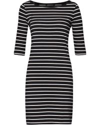 French Connection Tim Tim Stripe Dress - Lyst