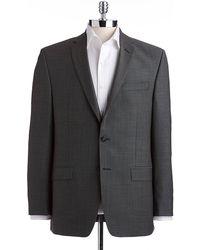Calvin Klein Modern Fit Wool Suit Jacket - Lyst