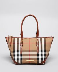 Burberry Tote Small Salisbury - Lyst