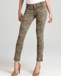 Guess Jeans Seven Zip Skinny in Camo - Lyst